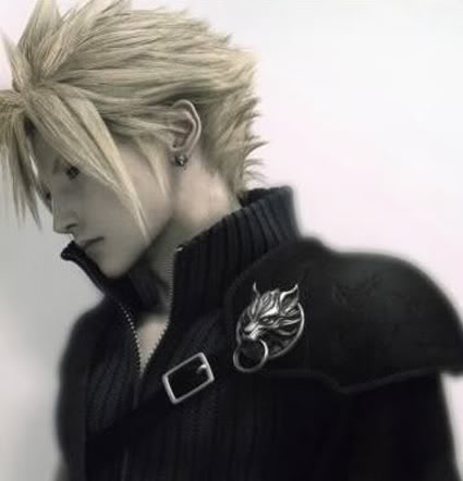 fotos de cloud final fantasy: