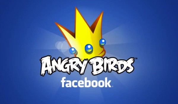 angry Birds app beta on facebook