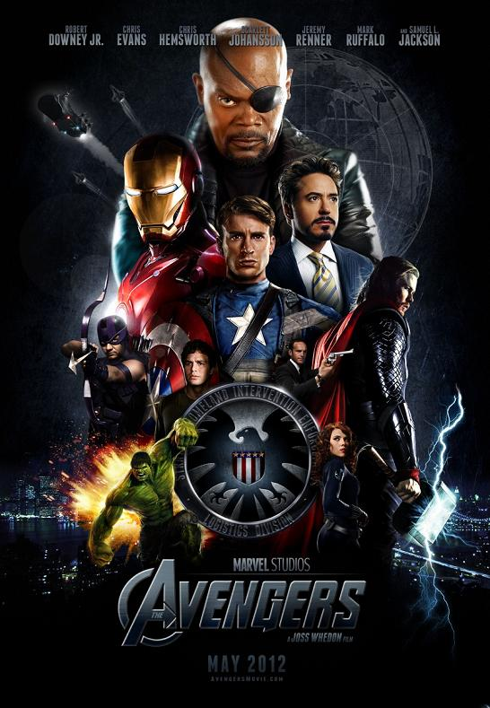 Marvel Avengers Movie