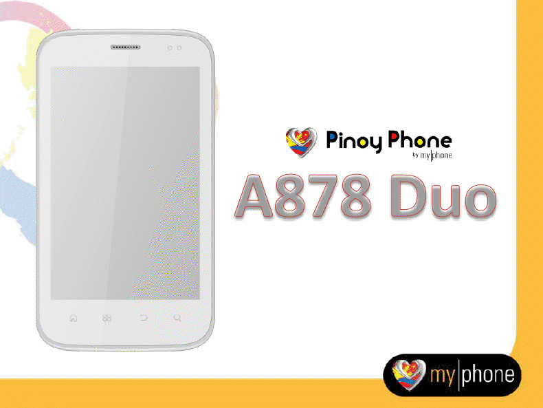 Myphone A878 Duo, Affordable Mid-Range Smartphone, Features and