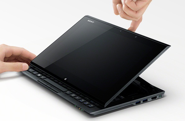 Sony vaio duo 11 slider powered by windows 8 specs features and the new sony vaio duo 11 is a hybrid device like a pc and tablet in one it is running a windows 8 os that is designed to work on both tablets thecheapjerseys Images