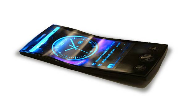 Samsung Galaxy S4 Flexible AMOLED