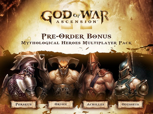 GOW ascension heroes