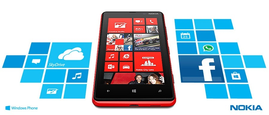 Lumia 820 windows 8
