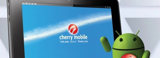 A peek behind Cherry Mobile new Quad Core tablet (CM fusion Bolt)